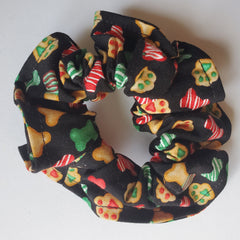 Canine Christmas Scrunchie