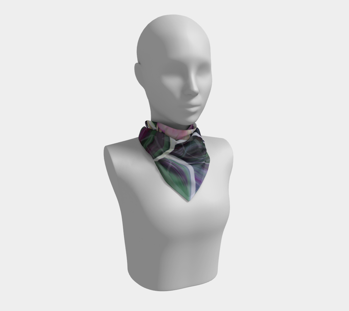 Vibrancy Square Scarf