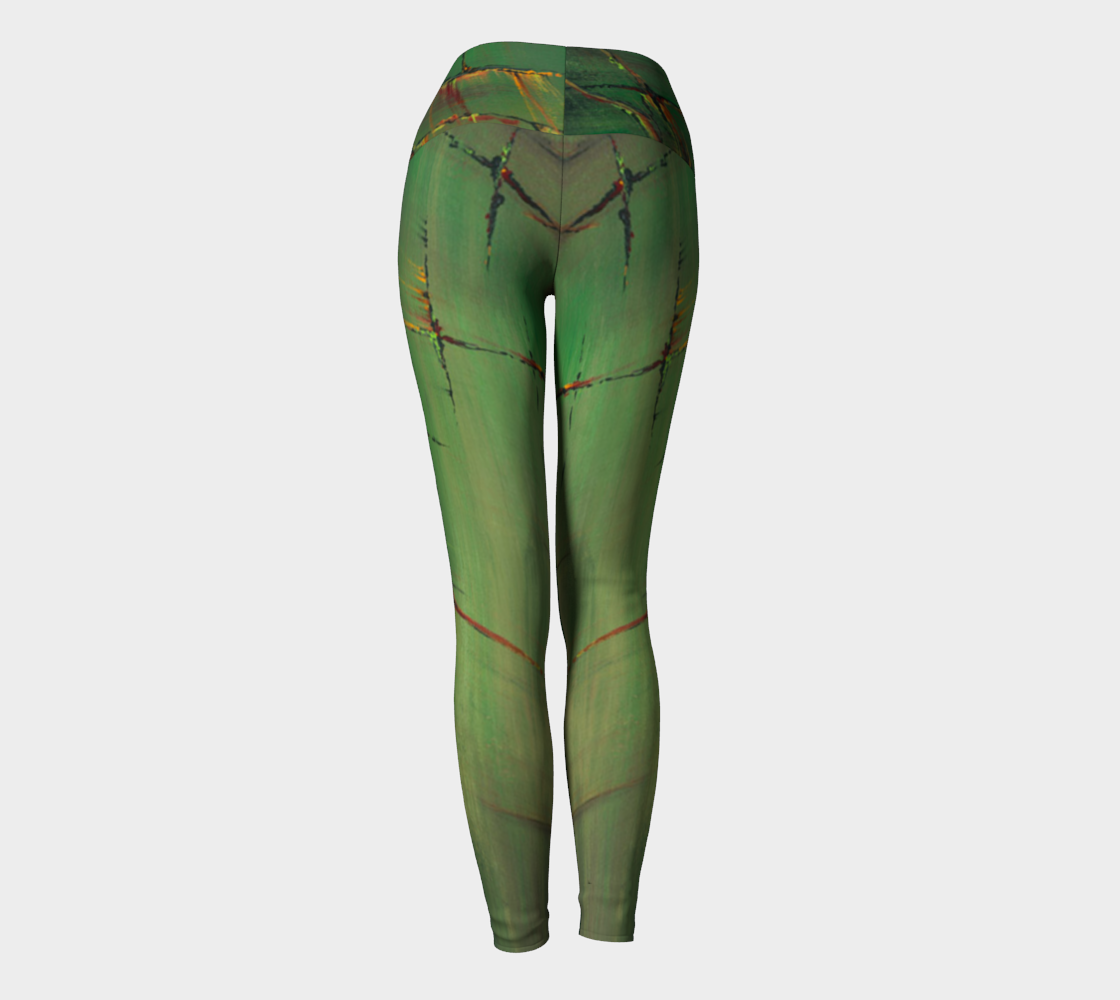 River Rock Yoga Leggings