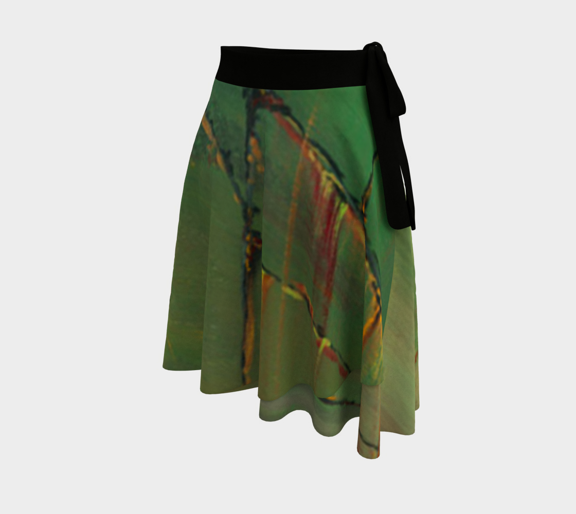 River Rock Wrap Skirt
