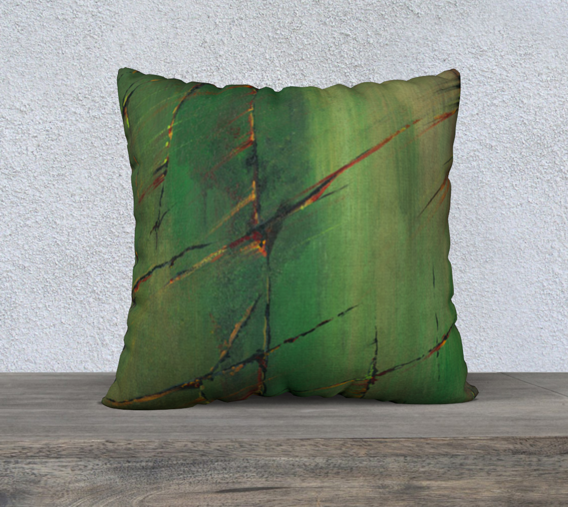 River Rock Pillow Case