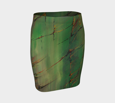 River Rock Fitted Skirt