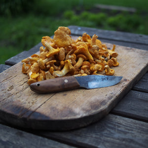 Roasted Chanterelles