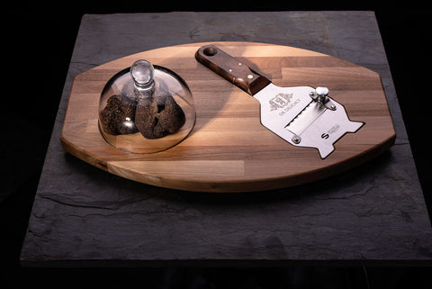 Truffle Slicer Board & Display Case