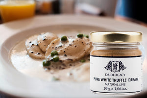 Pure White Truffle Cream