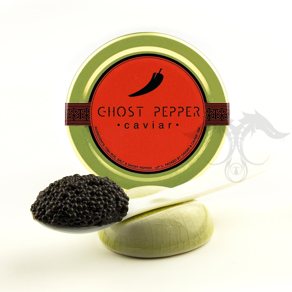 Ghost Pepper Caviar
