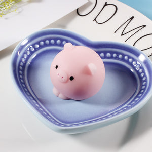 Cute Squishy Pig - Stress Relief Toy - FREE SHIPPING - Squishy Squish