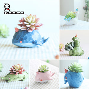 Interesting Animals Flower/Succulent Pot - Squishy Squish