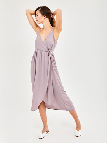 Kiara Wrap Dress
