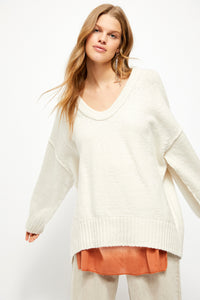 Brookside Sweater Tunic