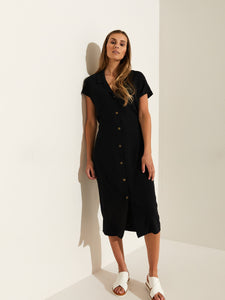 Salli Tie Dress