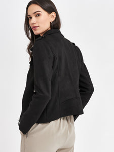 Vegan Suede Whitby Jacket