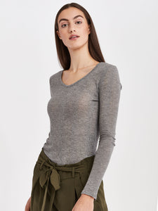Alex V-Neck Top