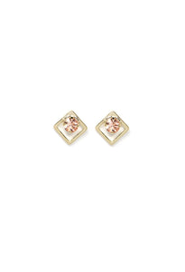 Dia Stud Earrings