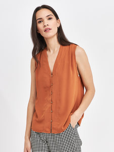 Crawford Shell Blouse
