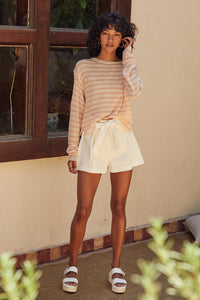 Sherbert Stripe Long Sleeve