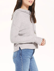 Kacey Feather Hoody