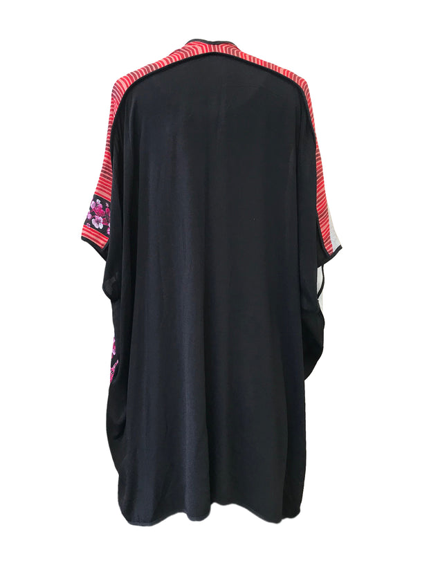 Trendy Oversized Poncho
