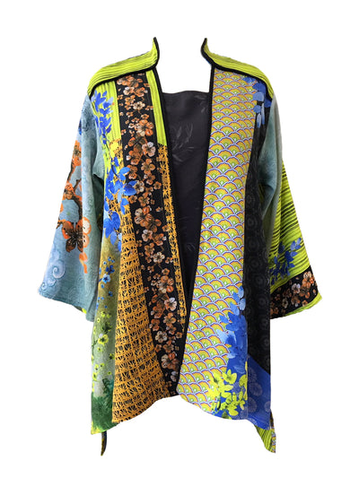 Silk Dynasty Jacket
