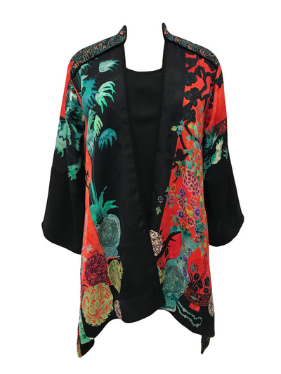 Dynasty Silk Jacket