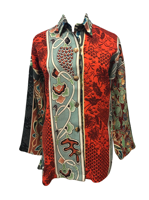 Silk Riviera Shirt