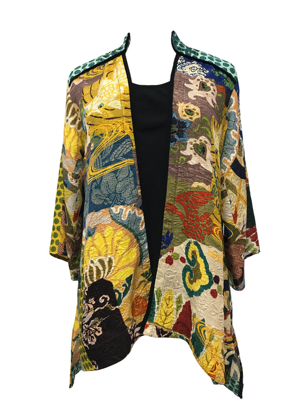 Dynasty Silk Blend Jacket