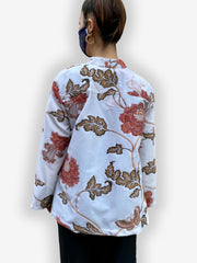 Embroidered Tapestry Jacket