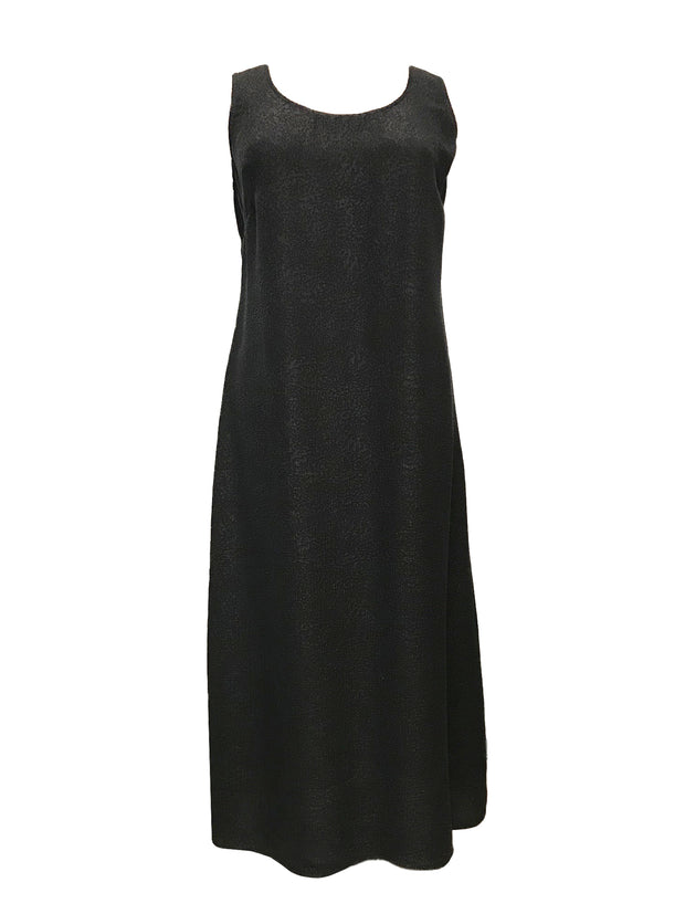 Silk Blend Tank Dress