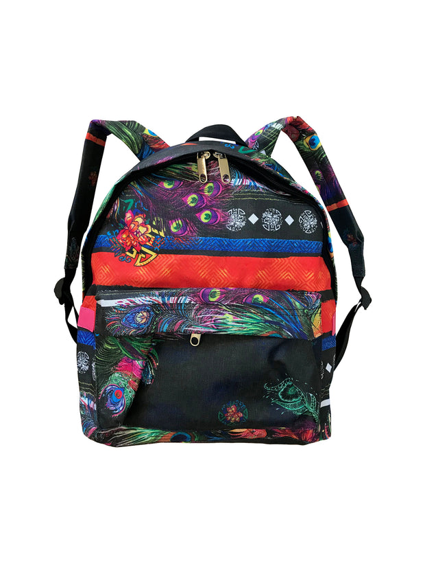 Backpack in Citron Original Print