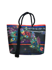Carry-on Bag in Citron Original Print