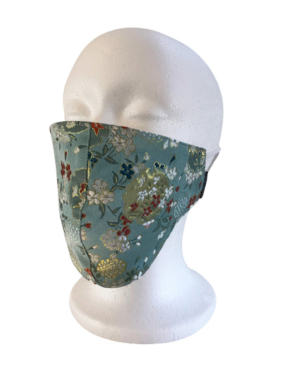 Citron Original Brocade Face Mask