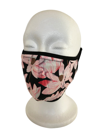 Citron Original Print Cotton Mask
