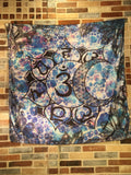 Sun And Moon Lotus Chakras Tapestry - Enlighten Clothing Co.