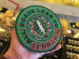 Terrapin Station Stash Patch By Enlighten Artist Melanie Anne Bodnar
