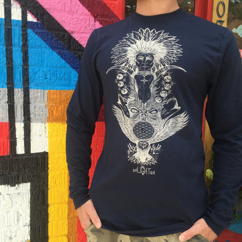 Native Totem Longsleeve Shirt