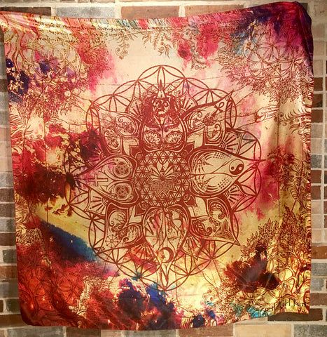 LOTUS, Light Of Truth Universal Soul Interfaith/ Tapestry