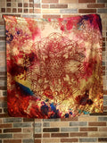 Lotus Interfaith Tapestry