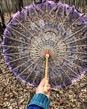 Botanical Omniscience Parasol - Enlighten Clothing Co.