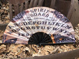 Ouija / Spirit Board Hand Fan - Enlighten Clothing Co.