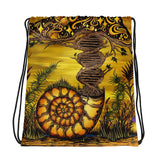 DNA Tree Drawstring bag