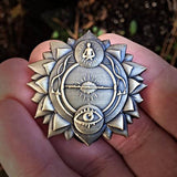 Meditate Hat Pin