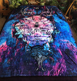 Natural Mystic Fleece Blanket