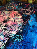 Natural Mystic Fleece Blanket - Enlighten Clothing Co.