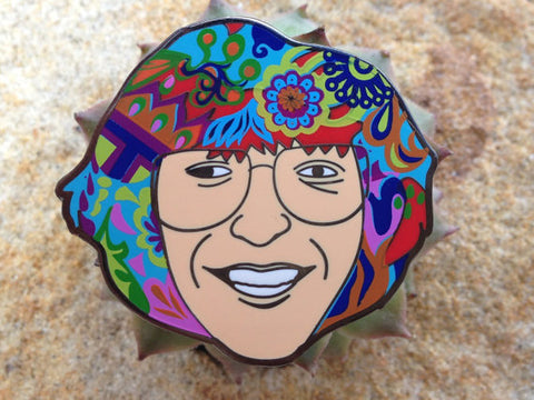 Phil Lesh Grateful Dead Pin