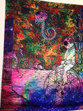 Penny Farthing Tapestry/Bandana