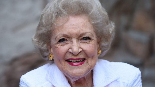 Betty White, 99, Reveals Longevity Secrets