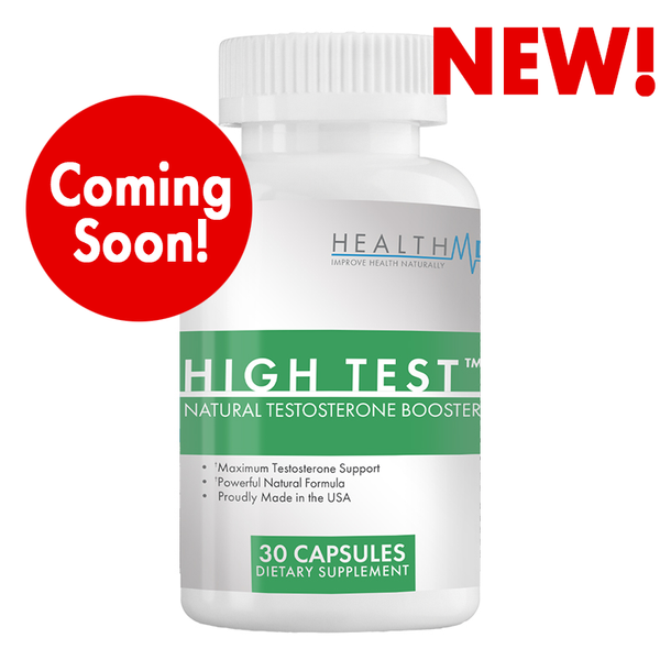 High Test – Testosterone Booster