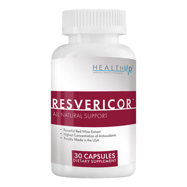 Resvericor - Powerful Anti-Aging Formula and Cell Damage Fighter