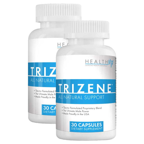 Trizene - America's #1 Natural Formula for ED & Male Virility