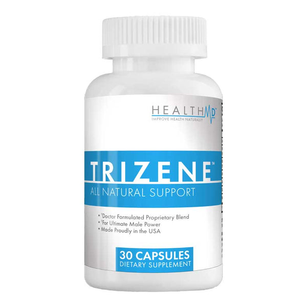 Trizene -  Natural ED and Virility Supplement